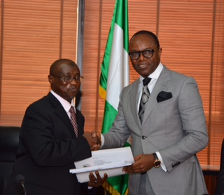 Kachikwu hands over to Baru as GMD.JPG